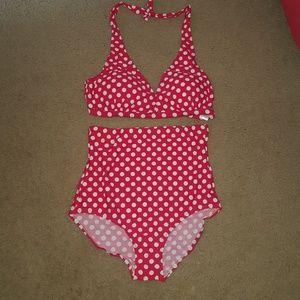 Swimsuits For All Swim - Retro style swim suit